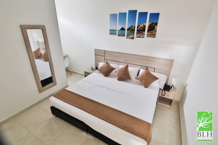 Hotel BLH | Comodidad, descanso y el mejor precio