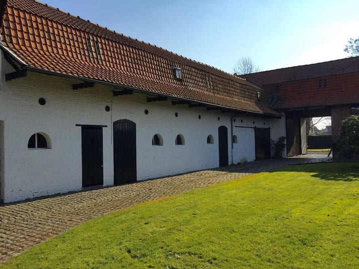La Maison Burgault - chambres d'hôtes Seclin