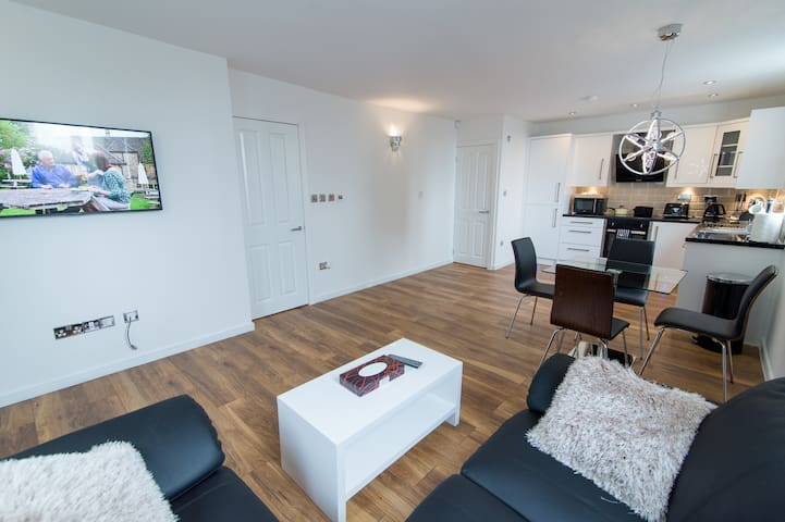 Modern duplex apartment - Leeds - Apartment
