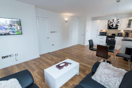 Modern duplex apartment - Leeds - Huoneisto