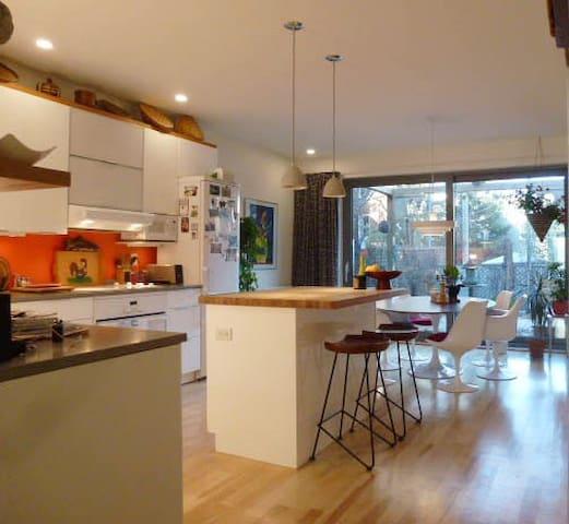 cuisine/salle à dîner