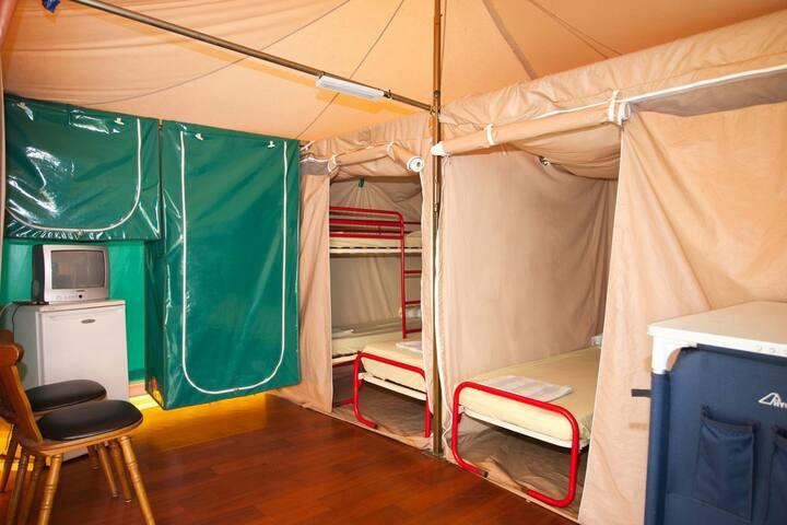 Casas y campings Sonia (Trigano).