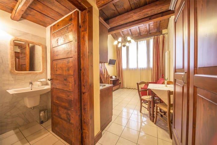 Agriturismo Montetondo - Apartment 4pp