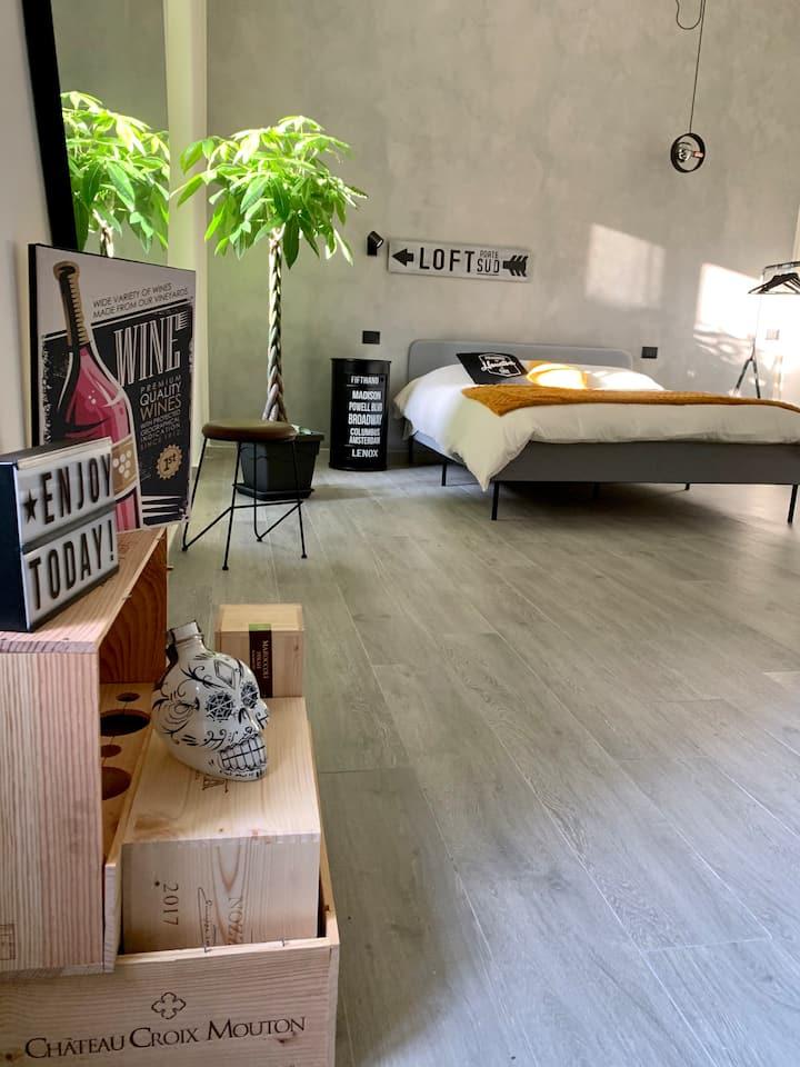 Aj Lux apartments LOFT
