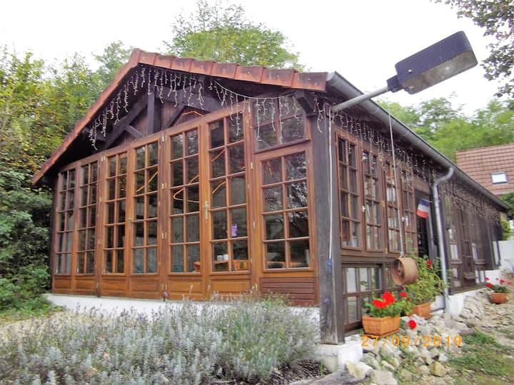 Dépendance  du Moulin Galuzot
