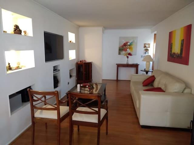 Amplia casa en Condominio a 100 m de la playa