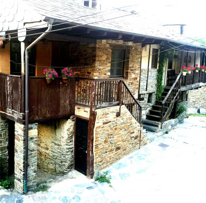 Casa rural con encanto el PAJARIEL II