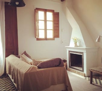 Cozy peaceful village house - S'Arracó - Casa