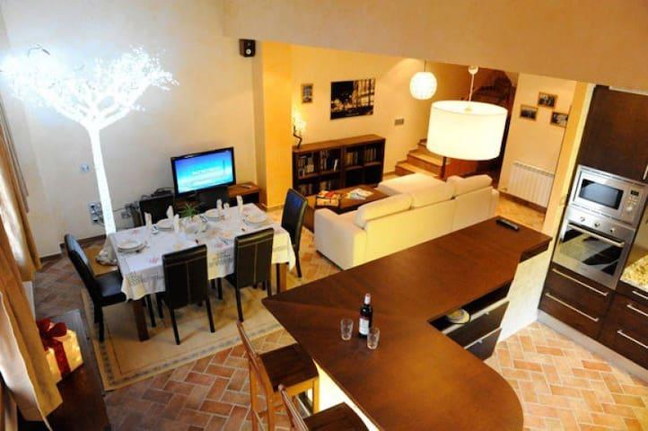 Apartamento de pelicula - Monistrol de Calders - Dom wakacyjny