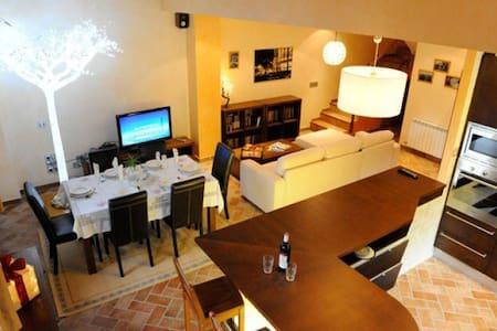 Apartamento de pelicula - Monistrol de Calders - Ferienunterkunft
