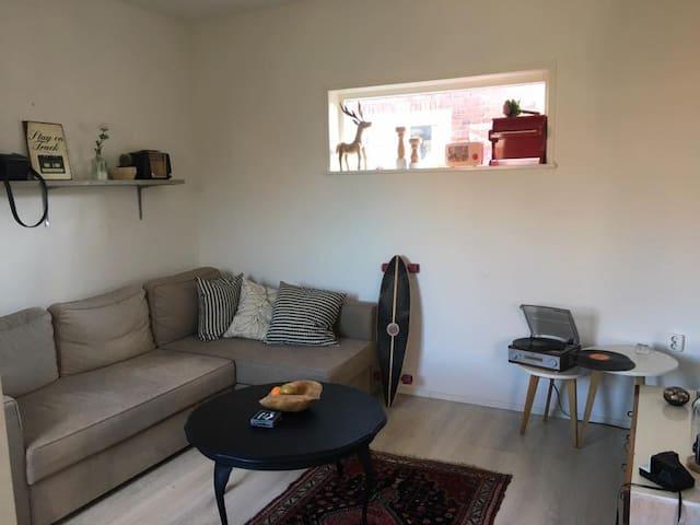 Studio/ Apartement in the center of Groningen - Groningen - Townhouse