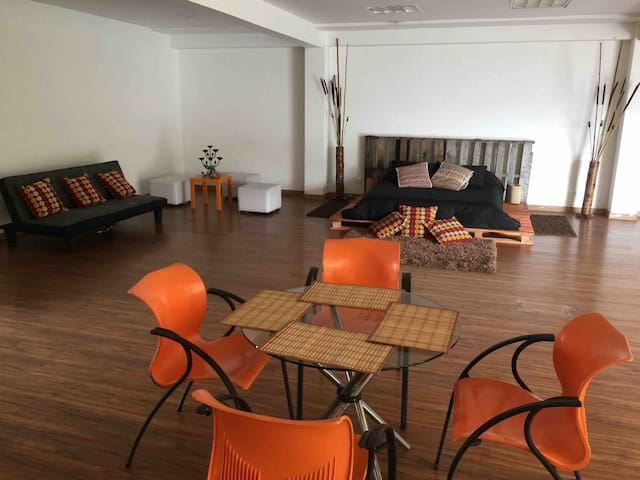 Cabaña - Refugio, Glamping y Camping
