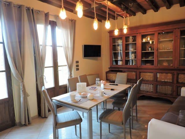 Stanza privata in Tipico Terratetto Toscano