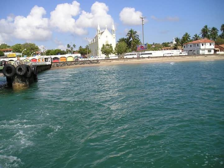 Casa de praia ilha de margrande