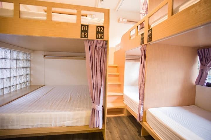 高級雙人床女性宿舍-Superior Double Bed in Female Dorm