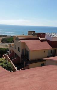 Appartement vue imprenable sur l'océan