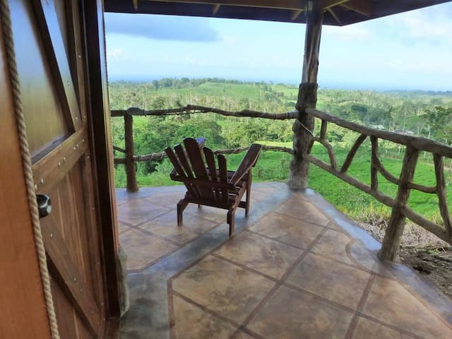 House on the farm - La Fortuna