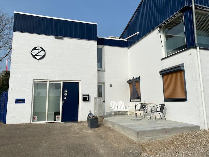 Appartement (3B) voor 2 personen in het Heuvelland