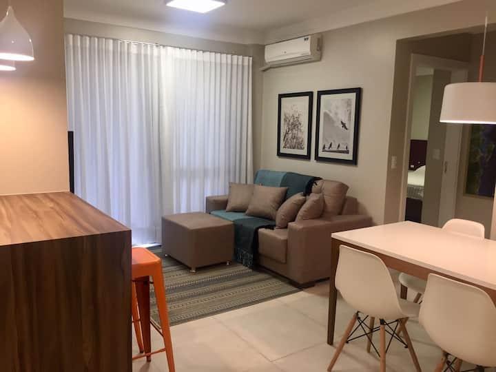 Apartamento aconchegante em Jurerê Internacional!