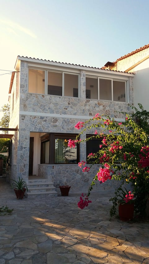 BEST AIRBNB villa in Marathon (near Athens)