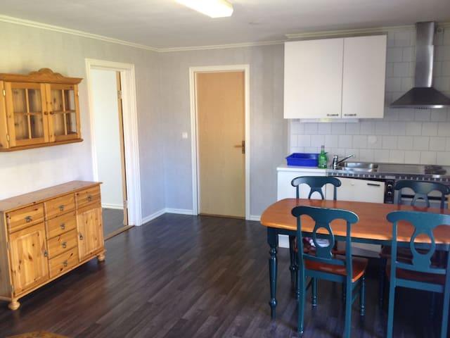 Mysig lägenhet 2 min från havet. - Karlskrona S - Apartment