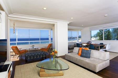 Beautiful 3BR Penthouse on Collaroy Beach COLRY - Collaroy - Apartamento
