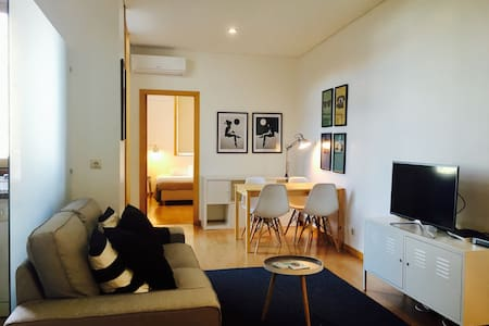 Casa Noah: bright flat at Braga´s city centre - Braga - 公寓