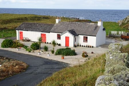 Fanad Cottage - Portsalon
