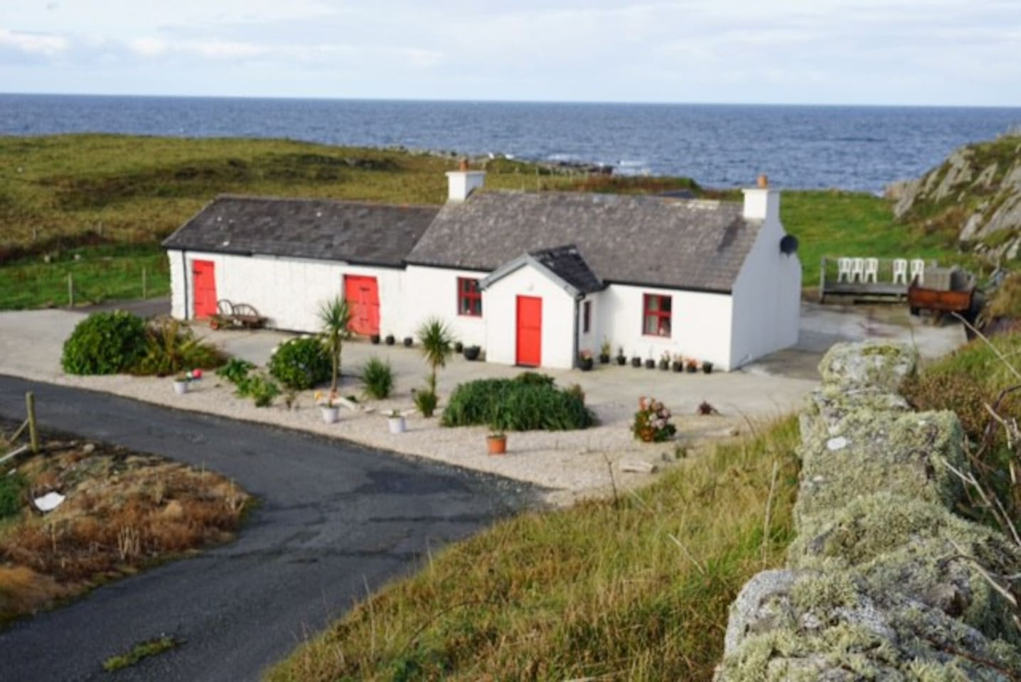 A peaceful haven on the edge of the Atlantic