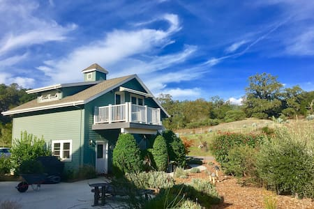 Alexander Valley Luxury Guesthouse - Cloverdale