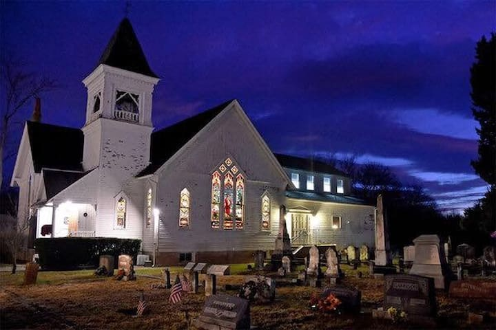 Cape Escape:Furnished Rooms Inside Historic Church - Middle Township - Egyéb
