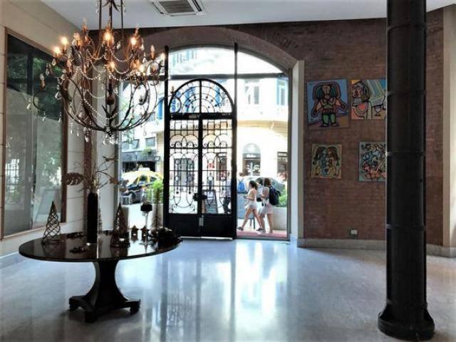 Beautiful Loft in Raggio Palace, Historic District