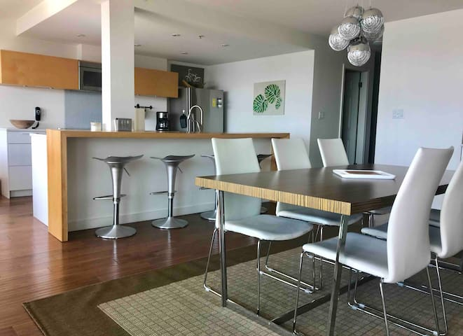 Best Waterfront View in Vancouver! 2Br & Parking