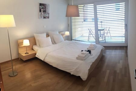 Chaleureux appartement au coeur de Martigny - Martigny