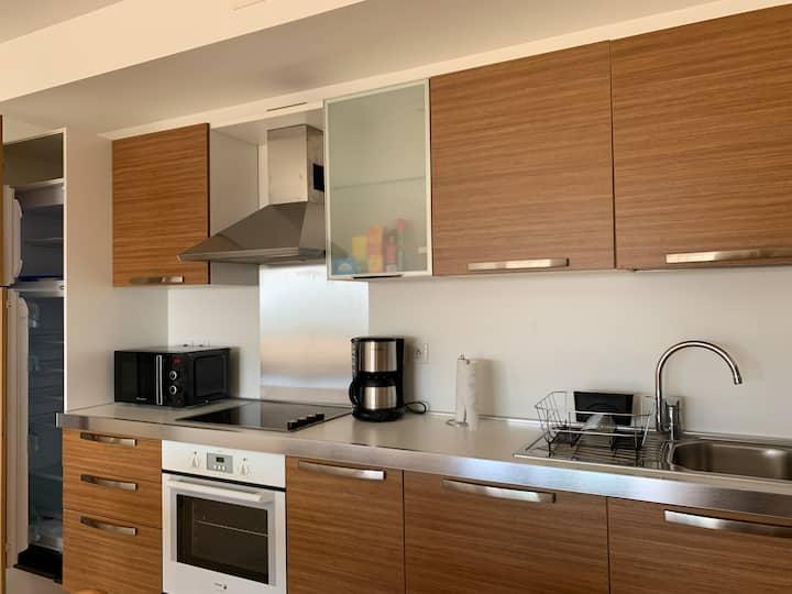 Superbe appartement vue mer à Propriano