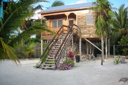 Tranqulia Caye (private cottage)