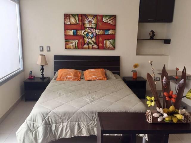 Atractivo apartamento en el norte de Guayaquil