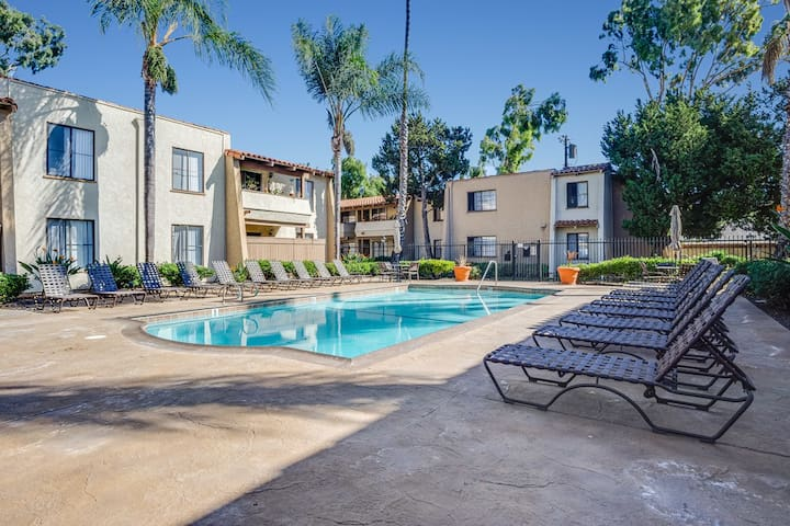 1BR oasis in Tustin