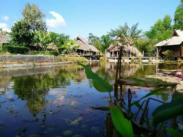Jiang Lha Garden Villa - Chiang Mai - Bungalow