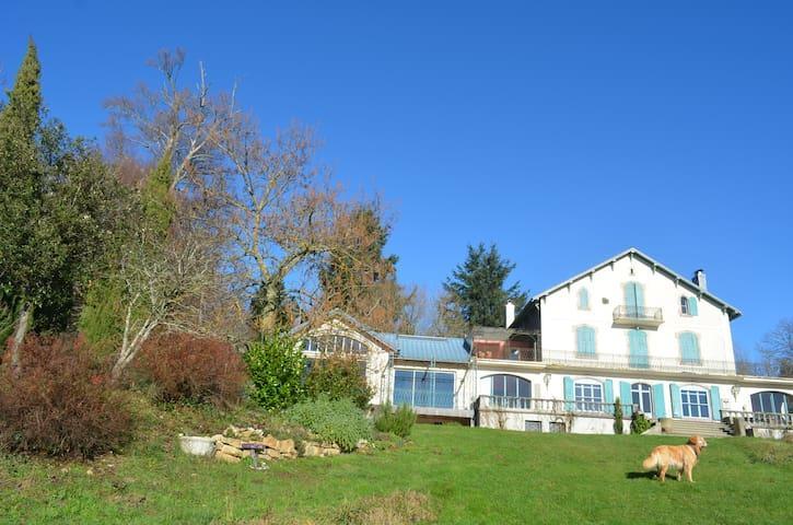 Villa Malouzies,  - Fontiers-Cabardès - Vila