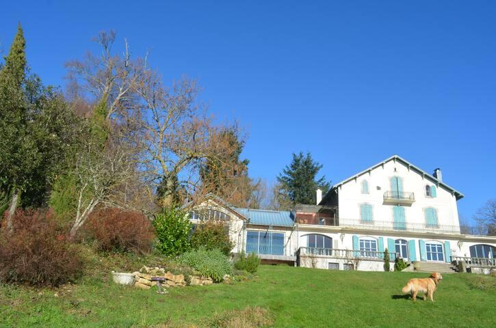 Villa Malouzies,