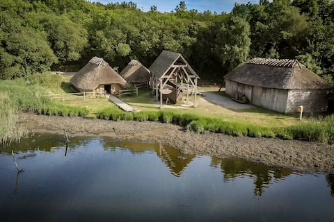 Viking House Stayover
