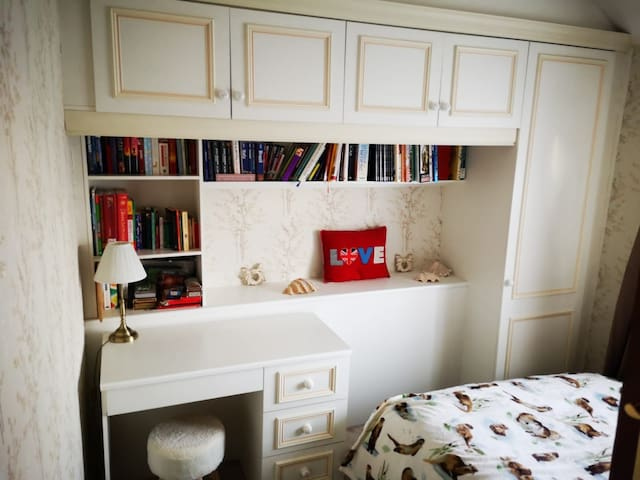 Christine's second spare cosy bedroom