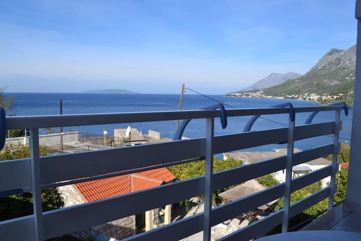 Apartment Robo A3(2+3) Blue Gradac, Riviera Makarska