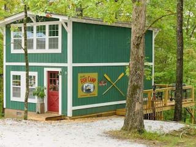 Fish Camp Cottage 2 - Lake Rabun Hotel