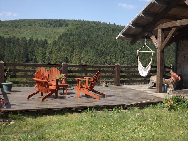 Chambre d'hôte B&B sur la Montagne - Astet - ที่พักพร้อมอาหารเช้า