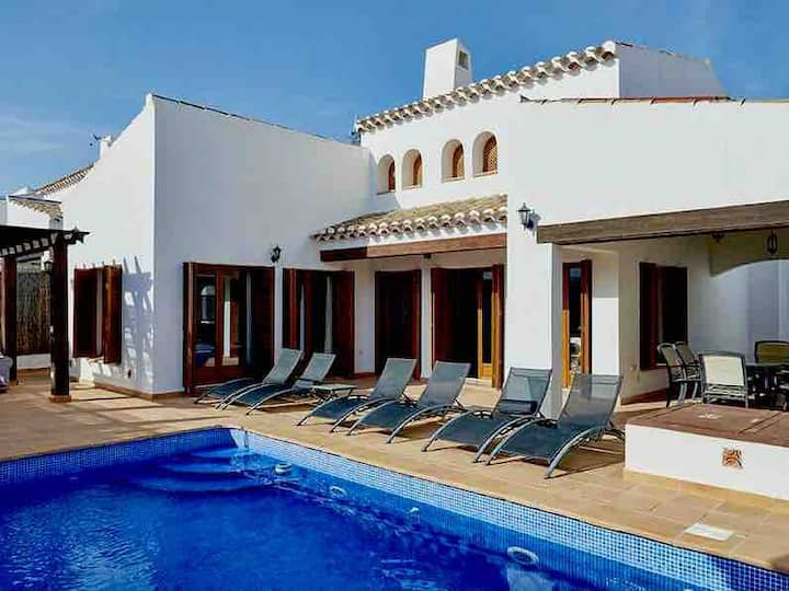 Spanish Family Villa