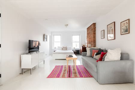 Carroll Gardens Beautiful, Private, Sunny Suite