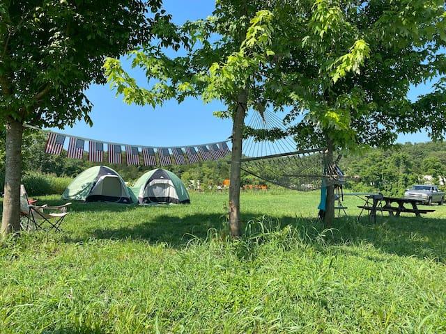 Explore Spring River - Private Camping