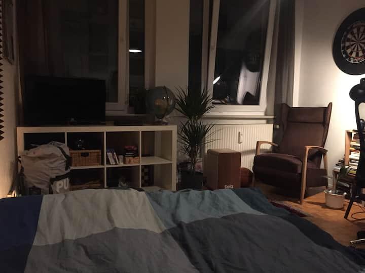 Gemütliches Zimmer in zentralen Lage
